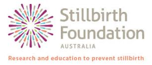 Stillbirth Foundation Australia Logo