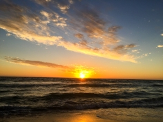 Benjamin's Sunset 01.04.2018 1
