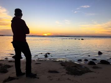 Benjamin's Sunset 15.04.2018 3