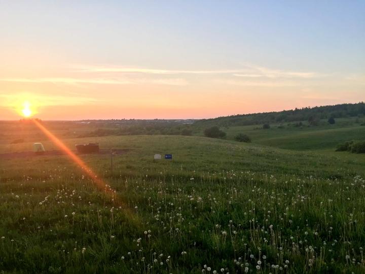 Benjamin's Sunset Aalborg Denmark 20.05.2018